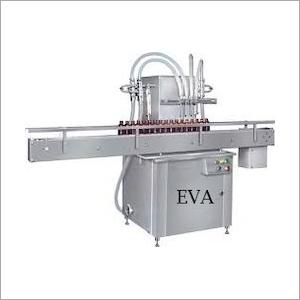 Automatic Six Head Liquid Filling Machine for Bottles
