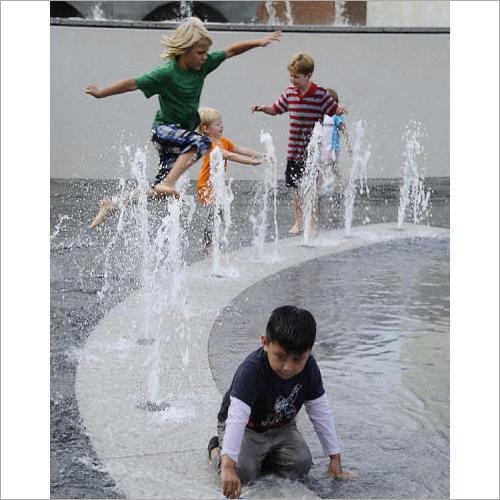 Interactive Antique Fountain