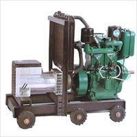 Water Cooled Diesel Generating Set