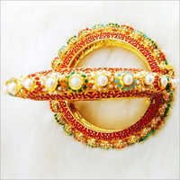 Ladies Beaded Fancy Bangles
