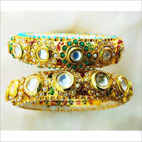 Ladies Antique Beaded Bangles