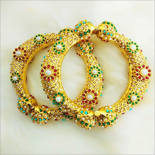 Ladies Beaded Bangles