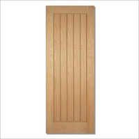 White Oak Solid Wood Door