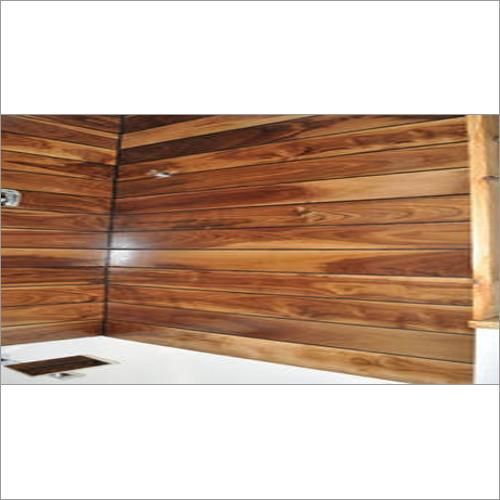 Teak Wood Wall Panel