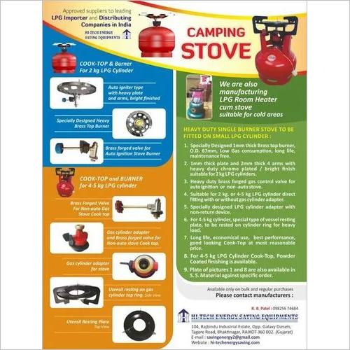 Camping Stove
