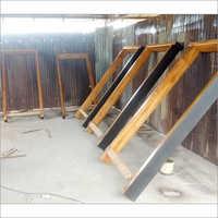 Solid Teak Wood Door Frame