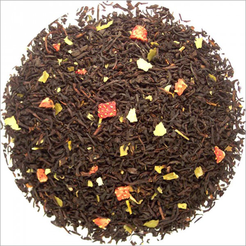 Organic Strawberry Earl Grey Tea