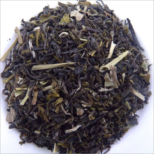Tulsi Lemongrass Green Tea