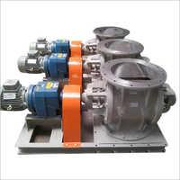 High Pressure Rotary Airlock Valve
