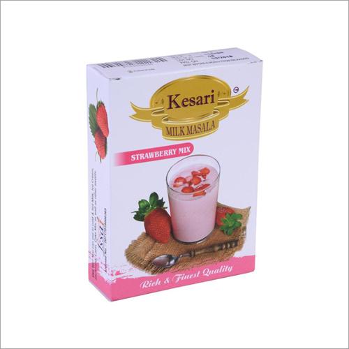 Strawberry Mix Milk Masala