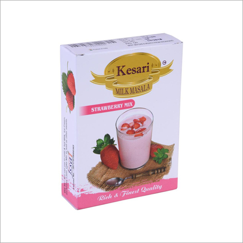 Strawberry Mix Milk Masala