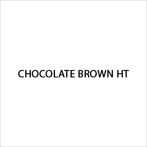 Chocolate Brown HT Food Colour