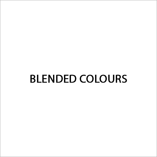 Blended Colours Food Colour