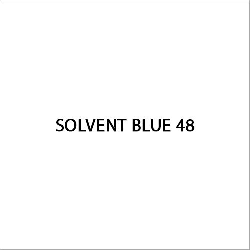 Solvent Blue 48