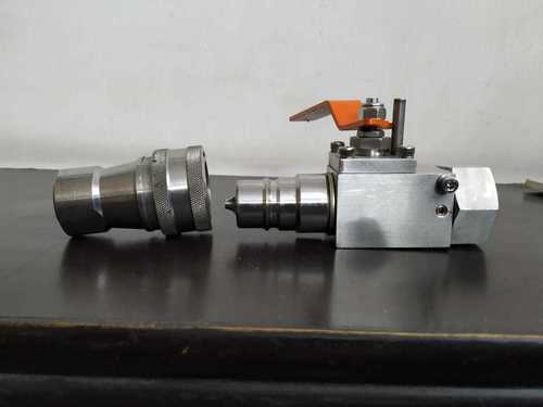 Actuated Valve Assembly