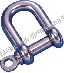 Duplex Steel Shackle