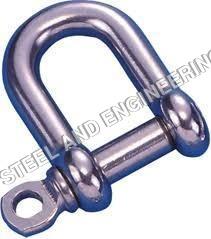 Duplex Steel Shackle