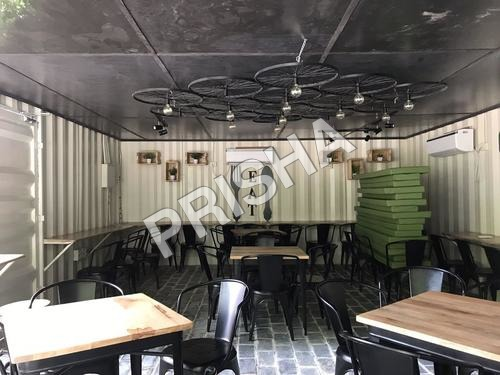 Portable Prefabricated Restaurant
