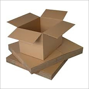 Plain Single layer Carton Box