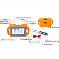 600m Portable Deep Underground Water Detector