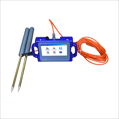500m Multi-function Deep Underground Water Detector Equipment