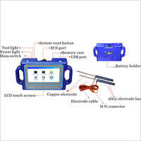 1200m Deep Underground Water Detection