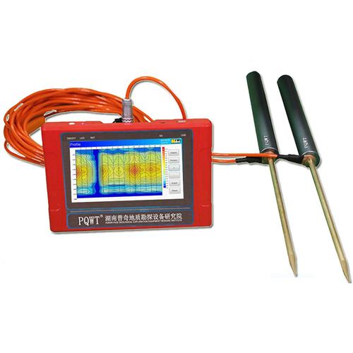 Automapping Underground Water Detector