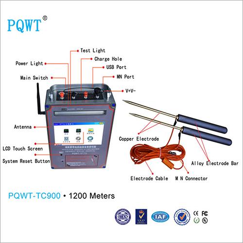 PQWT-TC900 Underground water detector China