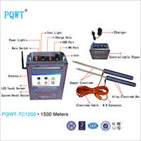 PQWT-TC1200 Underground Water Detector China