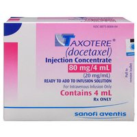 Taxotere Docetaxel 80mg Injection