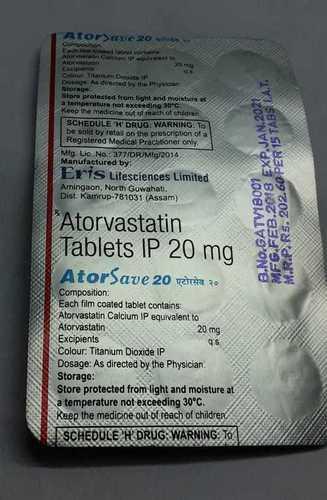 atorvastin tablets
