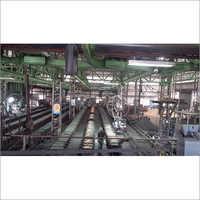 Sand Plant Monorail Systems