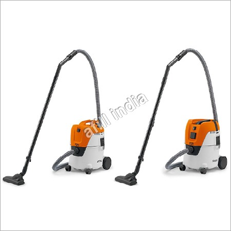 New vacuum cleaner STIHL SE 62, SE 62 E Series 4784