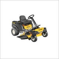RIDE ON LAWN MOWER  WITH ZERO TURN RADIUS