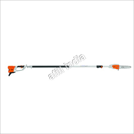 Powerful cordless telescopic pole pruner HTA 85