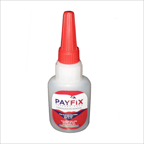 Pay Fix Cyanoacrylate Adhesive Glue
