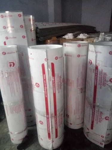 POLYCARBONATE SOLID ROLLS