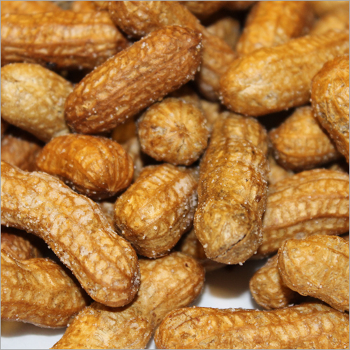 Raw Peanuts With Shell