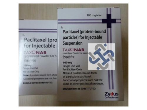 Taxonab Paclitaxel 100mg Injection