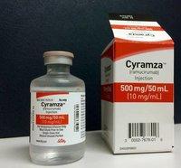 Cyramza Ramucirumab 500mg Injection