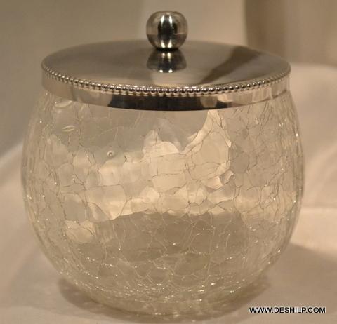 Bathroom Soap Jar