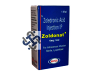 Zoldonat Zoledronic acid 4mg Injection