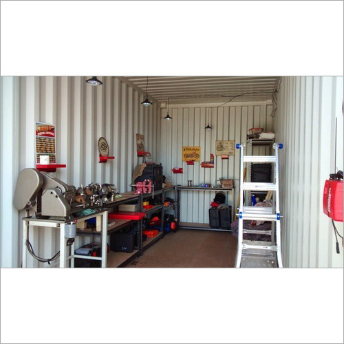 Portable Workshop Containers