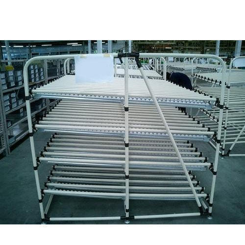 Assembly Line FIFO Racks