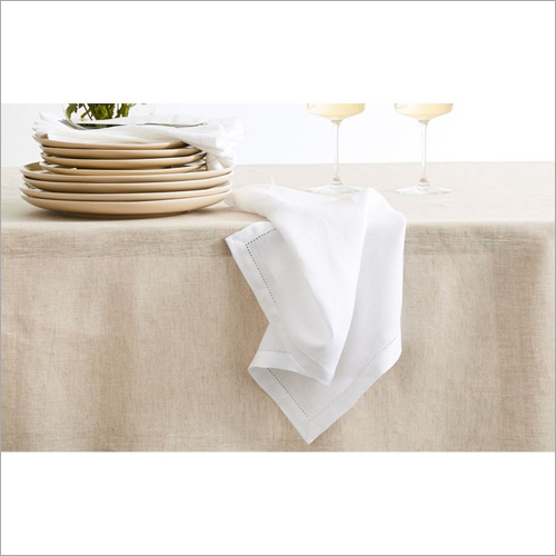 Napkins And Tablecloth