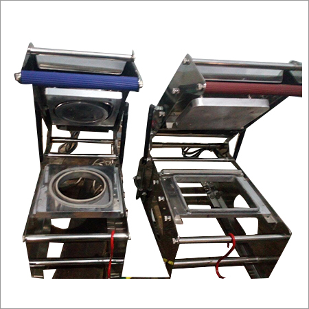 Meal Tray Sealer Machine