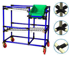 Pipe & Joint Assembly Trolley