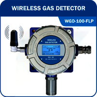 Wireless Gas Sensors