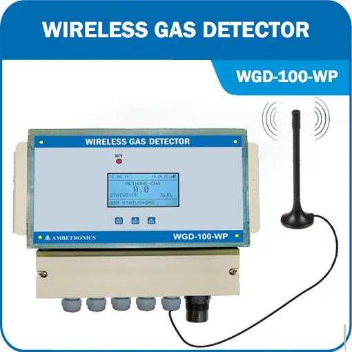 Wireless Gas Sensors