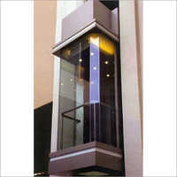 Glass Capsule Passenger Elevator